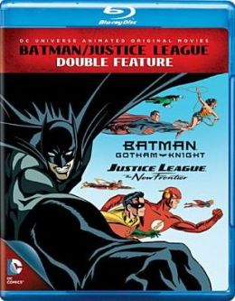 Batman: Gotham Knight/Justice League: the New Frontier