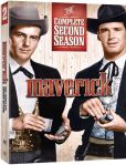 Video/DVD. Title: Maverick: the Complete Second Season