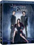 Video/DVD. Title: The Vampire Diaries:  The Complete Fourth Season