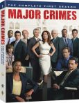 Video/DVD. Title: Major Crimes: the Complete First Season