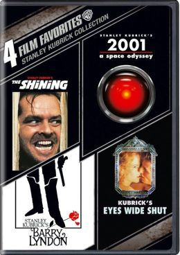 4 Film Favorites: Stanley Kubrick Collection