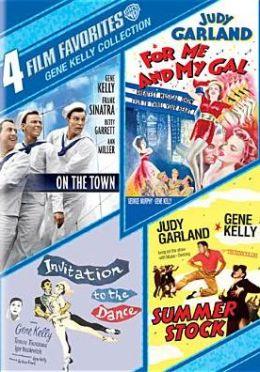 Gene Kelly Collection: 4 Film Favorites