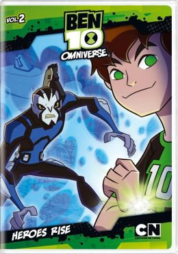 Ben 10 Omniverse - Heroes Rise 2