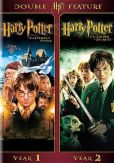 Video/DVD. Title: Harry Potter and the Sorcerer's Stone/Harry Potter and the Chamber of Secrets