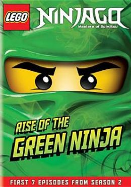 Lego Ninjago: Masters Of Spinjitzu - Rise Of Green