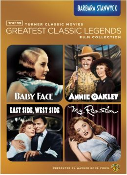 Tcm Greatest Classic Legends Film Collection: Barbara Stanwyck