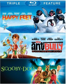 Happy Feet/Ant Bully/Scooby-Doo