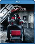 Video/DVD. Title: Sweeney Todd: The Demon Barber of Fleet Street
