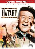 Video/DVD. Title: Hatari!