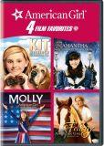 Video/DVD. Title: American Girl: 4 Kid Favorites