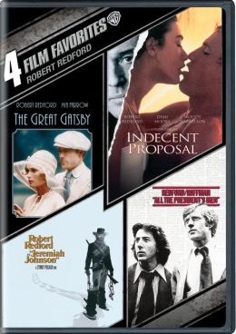 4 Film Favorites: Robert Redford