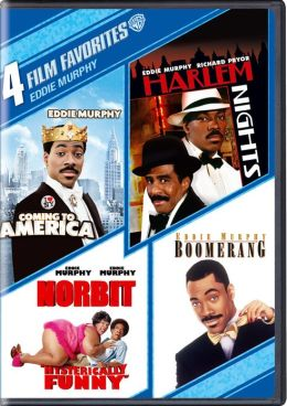 4 Film Favorites: Eddie Murphy