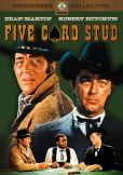 Video/DVD. Title: Five Card Stud