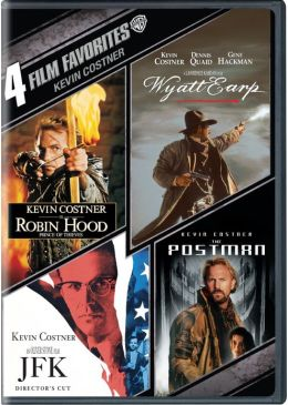 4 Film Favorites: Kevin Costner Drama
