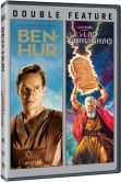 Video/DVD. Title: Ben-Hur/the Ten Commandments