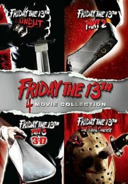 Friday the 13th 4-Movie Collection