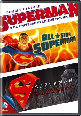 Dcu Superman Double Feature (2pc) / (2pk Ecoa)