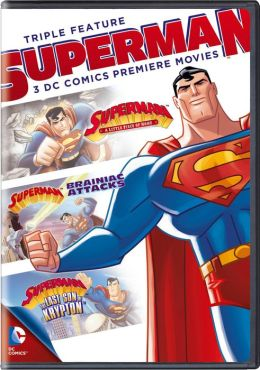Dc Comics Superman Triple Feature (3pc) / (3pk)