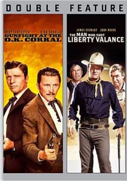 Gunfight at the O.K. Corral/the Man Who Shot Liberty Valance