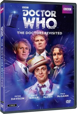 Doctor Who: Doctors Revisited - 5-8