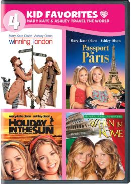 4 Kid Favorites: Mary-Kate & Ashley Travel World