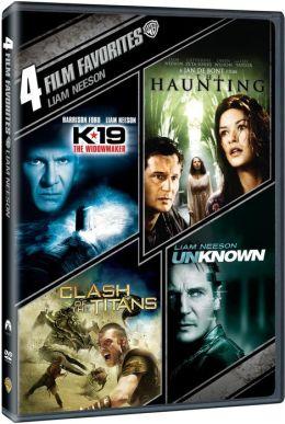 4 Film Favorites: Liam Neeson