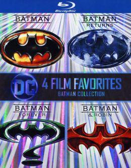 4 Film Favorites: Batman