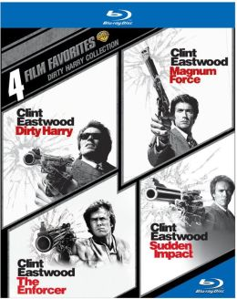 4 Film Favorites: Dirty Harry