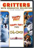 Video/DVD. Title: 4 Film Favorites: Critters With Character Coll