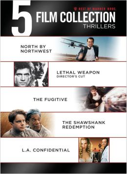 Best of Warner Bros.: 5 Film Collection - Thrillers
