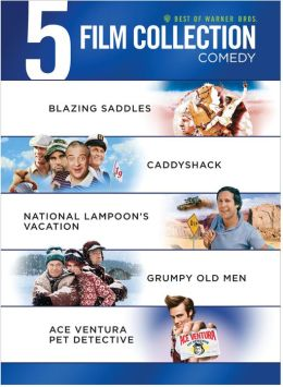 Best of Warner Bros.: 5 Film Collection - Comedy