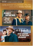 Video/DVD. Title: Fort Apache/She Wore a Yellow Ribbon