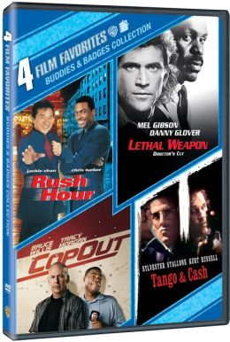 Buddies & Badges Collection: 4 Film Favorites