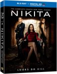Video/DVD. Title: Nikita: Complete Fourth & Final Season