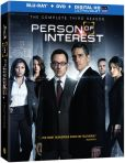 Video/DVD. Title: Person Of Interest: The Complete Third Season