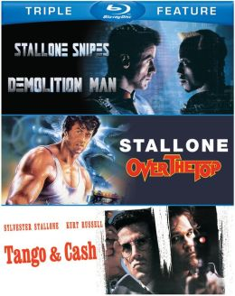 Slyvester Stallone: Triple Feature