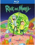Video/DVD. Title: Rick & Morty: The Complete First Season