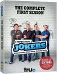 Video/DVD. Title: Impractical Jokers: Season One