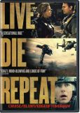 Video/DVD. Title: Live Die Repeat: Edge Of Tomorrow
