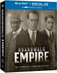Video/DVD. Title: Boardwalk Empire: Complete Fourth Season