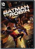 Video/DVD. Title: Batman vs. Robin