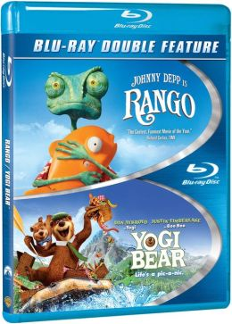 Rango / Yogi Bear (2pc) / (2pk)