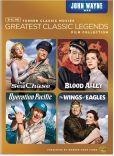 Video/DVD. Title: Tcm Gcf: Legends - John Wayne War