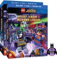 Video/DVD. Title: LEGO DC Comics Super Heroes: Justice League vs. Bizarro League