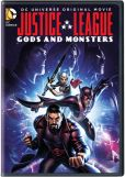 Video/DVD. Title: Justice League: Gods and Monsters