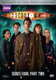Video/DVD. Title: Doctor Who: Series Four - Part Two