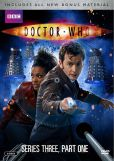 Video/DVD. Title: Doctor Who: Series Three - Part One