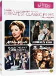 Video/DVD. Title: TCM Greatest Classic Films: Classic Moms