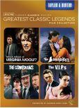 Video/DVD. Title: Tcm Greatest Classic Films: Legends - Burton & Taylor