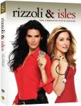 Video/DVD. Title: Rizzoli & Isles: The Complete Fifth Season